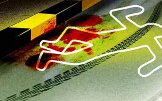 मेटाडोर-एपे-दुपहिया में टक्कर, 1 की मौत, 1 गंभीर रूप से घायल
