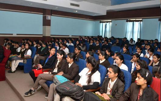 आज से छात्रों के लिए व्याख्यानमाला