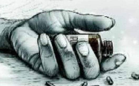 Panchala farmer commits suicide