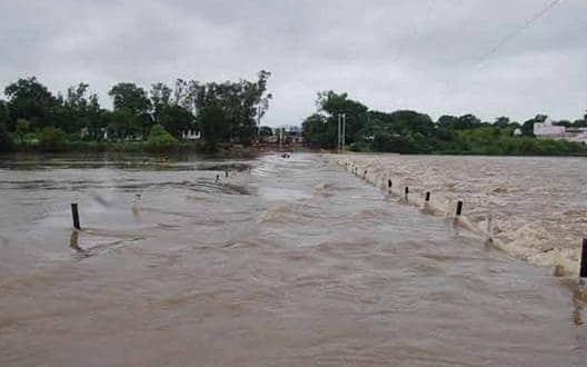 117 गांवों में बाढ़ का खतरा