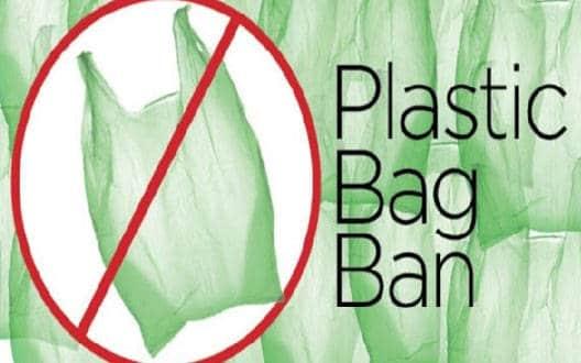 प्लास्टिक बंदी मामले में 2 व्यापारियों को जुर्माना