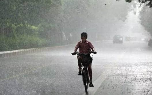जिले में अब तक ३१ प्रश बारिश दर्ज