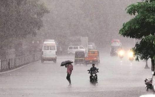 वाशिम जिले मे 2735 मि मी बारिश