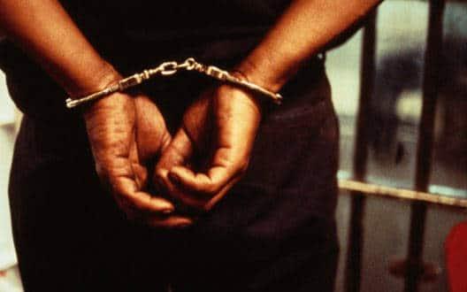नाबालिग लड़की को भागने वाला गिरफ्तार