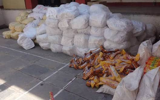 Banned gutka being sold in the district, food and drug administration department ignored