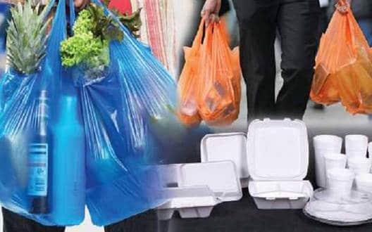 प्लास्टिक थैलियों का इस्तेमाल फिर से शुरू