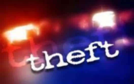 अज्ञात चोरों ने उड़ाया 4 लाख का माल