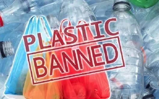 प्लास्टिक बंदी अधिनियम के तहत