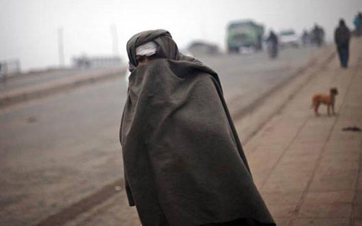 """ठण्ड से पूरा देश ठिठुरा, दिल्ली में """"कोल्ड डे"""""""