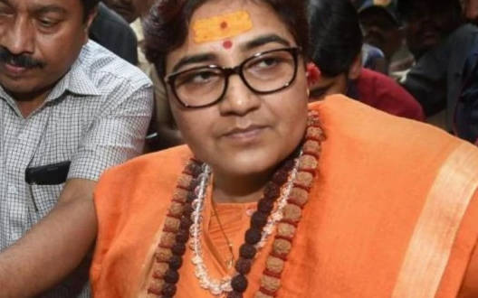 BJP MP Pragya clarified on missing from her constituency Bhopal during lockdown