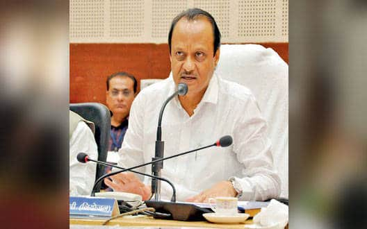 Residents of coastal areas stay in homes in view of cyclone: Ajit Pawar