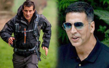 """रजनीकांत के बाद अब अक्षय कुमार भी """"Man vs Wild"""" में आएंगे नजर"""
