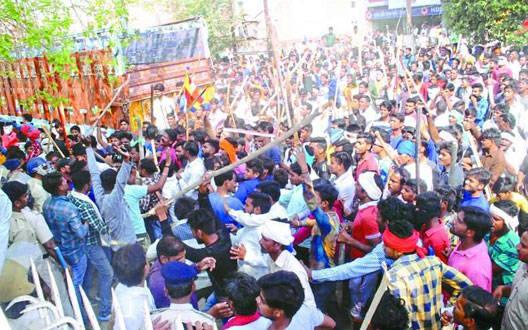 भारत बंद:  बंगाल में कई ट्रेनें रद्द हुई