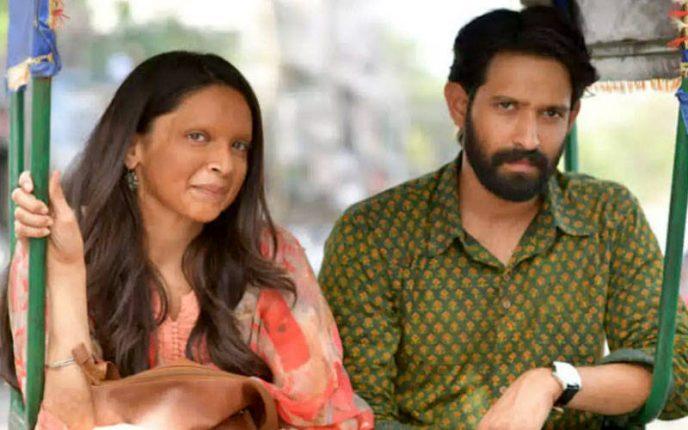 """दर्शकों को पसंद आ रही है दीपिका पादुकोण की फिल्म """"छपाक"""""""