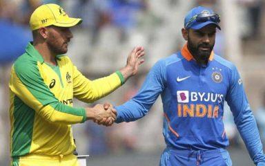 Ind vs Aus :ऑस्ट्रलिया ने जीता टॉस, बल्लेबाजी का लिया फैसला