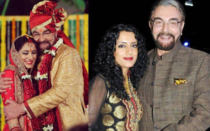 अपनी बेटी से कम उम्र की लड़की से कबीर बेदी ने की चौथी शादी