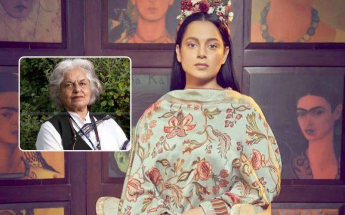 इंदिरा जयसिंह पर भड़की कंगना रनौत, कहा- उनको इन दरिंदो के साथ जेल में रखना चाहिए