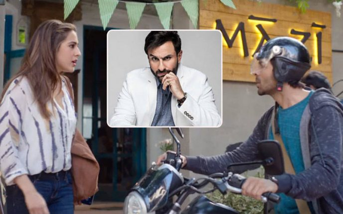 """सैफ अली खान को पसंद नहीं आया """"लव आज कल 2"""" का ट्रेलर, कही यह बात"""
