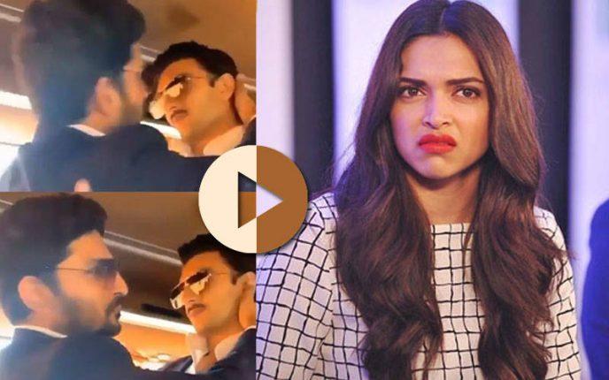 रणवीर सिंह ने किया इस को-स्टार के साथ लिप लॉक, देखें वीडियो