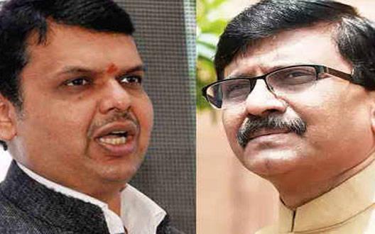 महाराष्ट्र: मंत्रिमंडल विस्तार पर फडणवीस का तंज, संजय राउत भी असंतुष्ट