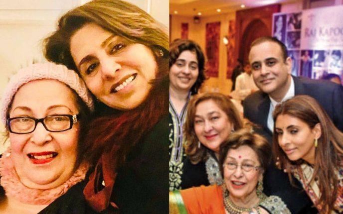 राज कपूर की बेटी ऋतु नंदा का निधन, शोक में डूबा बॉलीवुड