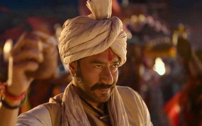 दर्शको को अच्छी लग रही है अजय देवगन की फिल्म तानाजी