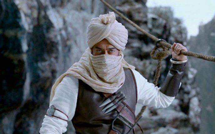 """अजय देवगन की """"तानाजी द अनसंग वारियर""""  ने वीकेंड में कमाए इतने करोड़"""