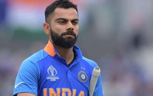 राजकोट में मैच के दौरान अंपायरों ने दी भारतीय टीम को सजा