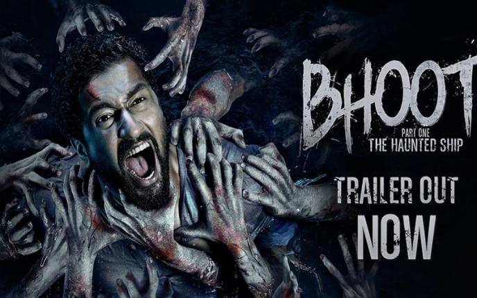 Bhoot Part One The Haunted Ship का ट्रेलर रिलीज़, सस्पेंस से है भरपूर