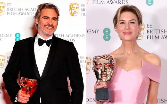 2020 BAFTA Awards: जोकिन फीनिक्स को जोकर के लिए मिला प्रमुख अभिनेता का खिताब