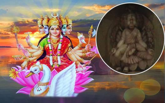तीन पैरों वाली गायत्री माता का चमत्कारी मंदिर, पढ़े कथा