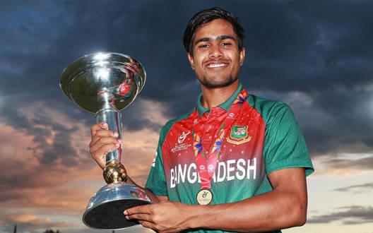 बांग्लादेशी कप्तान अकबर ने बड़ी बहन की मौत के सदमे के बीच जीता वर्ल्ड कप