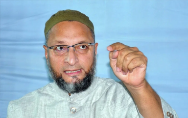 Don't spread lies about Corona's government hospitals in Telangana: Owaisi