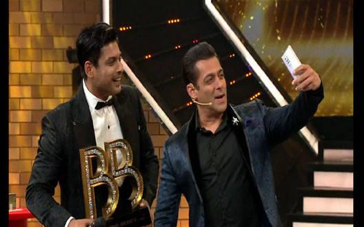 Big Boss 13: सिद्धार्थ शुक्ला बने शो के विजेता