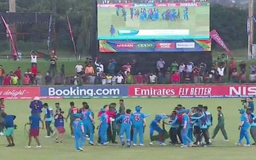 बांग्लादेशी खिलाड़ियों के दुर्व्यवहार पर ICC कर सकती है कड़ी कार्यवाही