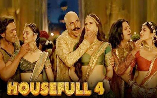 """बाहुबली के बाद """"हाउस फुल ४"""" टीवी पर सबसे ज्यादा देखे जाने वाली मूवी बनी"""