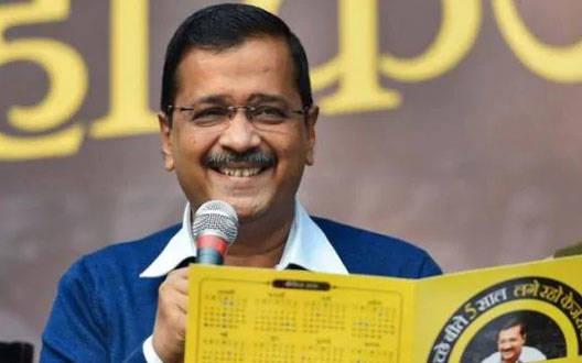 दिल्ली में एक बार फिर केजरीवाल सरकार: एग्जिट पोल