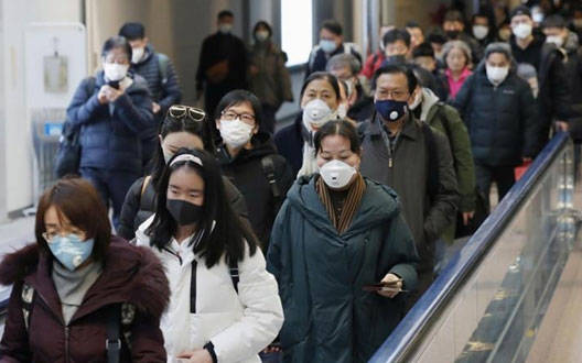 महामारी का नया नाम 'एनसीपी'