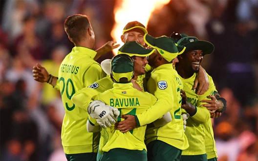 Sa Vs Eng 1st T20: एनगिडी ने आखिरी ओवर में मैच पलटा,  इंग्लैंड1 रन से हारा