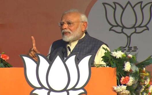 शाहीन बाग, देश तोड़ने वालों का एक प्रयोग: प्रधानमंत्री नरेन्द्र मोदी