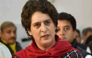UP government is troubling journalists and opposition leaders who reveal the truth: Priyanka Gandhi