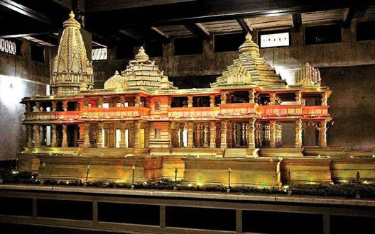 राम मंदिर ट्रस्ट की बैठक आज, इनपर हो सकता हैं फैसला