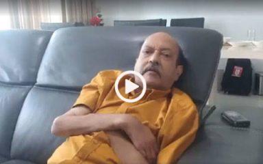 अमर सिंह ने मांगी अमिताभ बच्चन से माफ़ी, देखें वीडियो