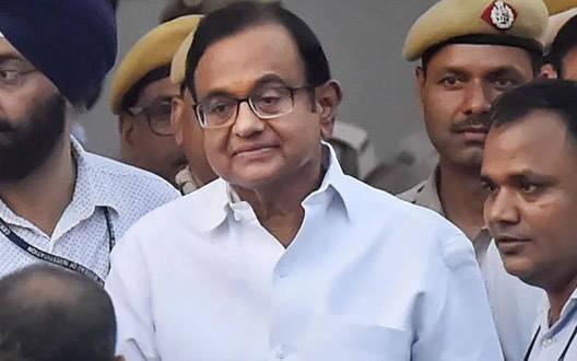 Chidambaram raised questions on the government regarding the plight of migrants
