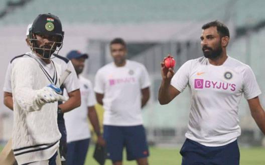 IND VS BAN 2nd Test Match : पिंक बॉल को लेकर खिलाड़ियों और दर्शकों के बीच उत्सुकता