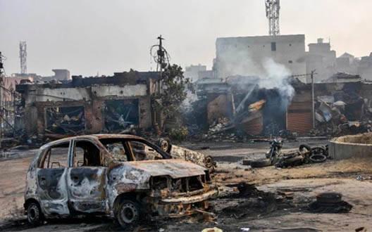 दिल्ली दंगा: नाले से मिली तीन और लाश