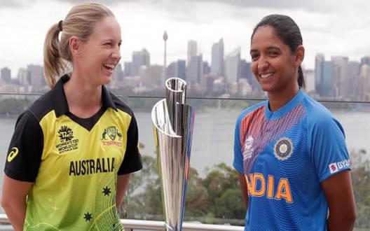 """ICC women""""s t20 world cup final 2020: ऑस्ट्रेलिया ने जीता टॉस, भारत करेगी गेंदबाजी"""