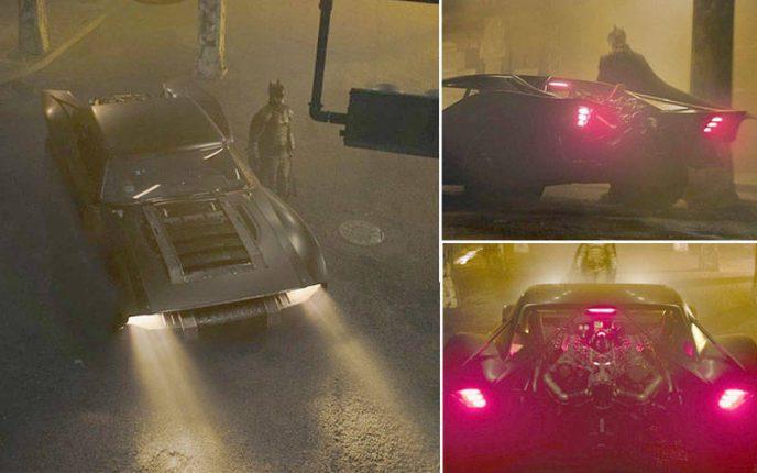 """""""द बैटमैन"""" का फर्स्ट लुक रिलीज, फुल बैटसूट में नजर आए रॉबर्ट पैटिनसन"""
