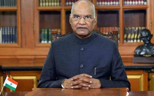 President expresses sorrow over incident of building collapse in Raigad, Maharashtra