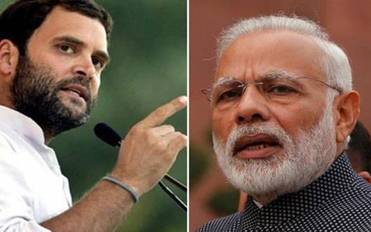"""""""असली नेता"""" सोशल मीडिया पर नहीं कोरोना पर ध्यान देगा: राहुल गाँधी"""